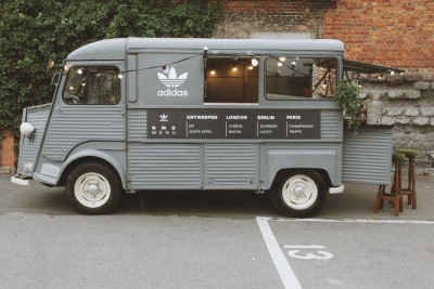 Custom Foodtruck