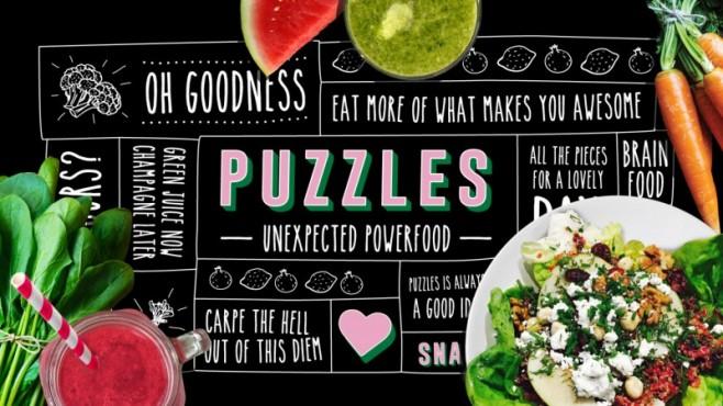 Puzzle Foodtruck Foto's